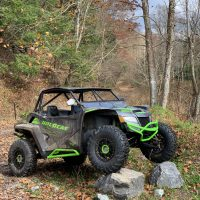 Our weekend at the Hatfield-McCoy Warrior Trail System